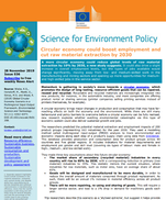 Science for Environment Policy